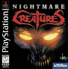 Nightmare Creatures Playstation Prices