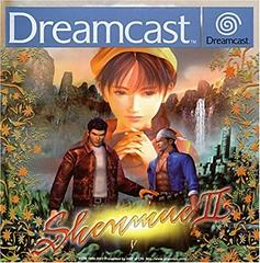 Shenmue II PAL Sega Dreamcast Prices