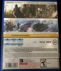 Case Back (Walmart) | Star Wars Battlefront Playstation 4