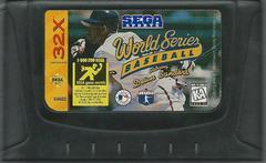 World Series Baseball - Cartridge | World Series Baseball Sega 32X