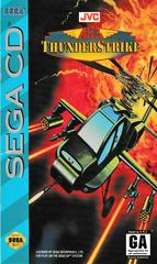 Manual - Front | AH-3 Thunderstrike Sega CD