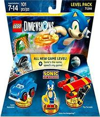 Sonic the Hedgehog [Level Pack] Lego Dimensions Prices
