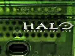 Halo SE Marking | Xbox System [Green Halo Edition] Xbox