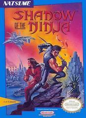 Shadow Of The Ninja - Front   Shadow of the Ninja NES