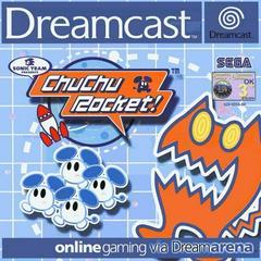 Chu Chu Rocket PAL Sega Dreamcast Prices