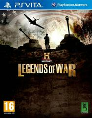 History: Legends of War PAL Playstation Vita Prices
