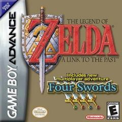 Front Cover | Zelda Link to the Past GameBoy Advance