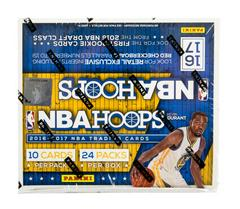 Retail Box Basketball Cards 2016 Panini Hoops Prices