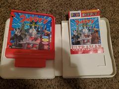 Cart And Manual | Ultraman vs. Kaijuu Gundan JP Sega Pico