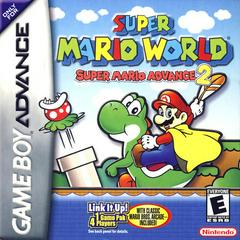 Front Cover | Super Mario Advance 2 GameBoy Advance