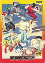 Final Fight CD - Front | Final Fight CD Sega CD
