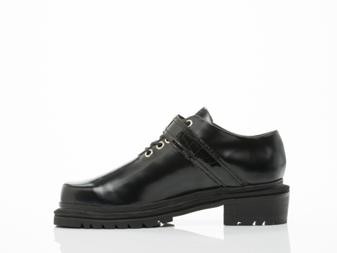 1 900 In Black Box Black Croco Dolomite Mens
