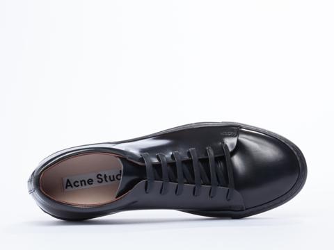 Acne Studios In Black Adrian Mens