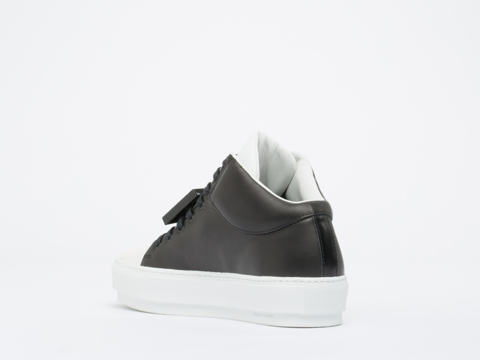 Acne Studios In White Black Cleo