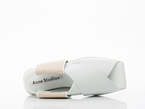 Acne Studios In White Fera