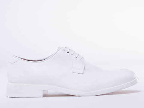Acne Studios In White Griffith Paint Mens
