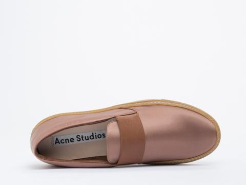 Acne Studios In Pink Hans Bomber Mens