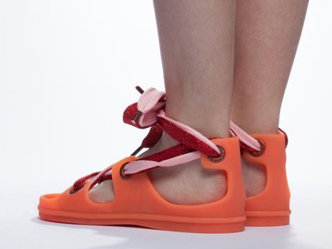Acne Studios In Orange Milo