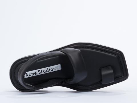 Acne Studios In Black Nemy