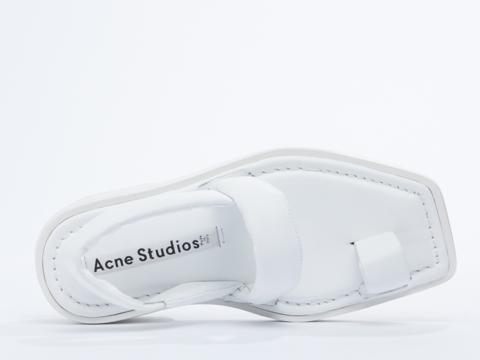 Acne Studios In White Nemy