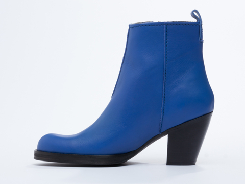 Acne Studios In True Blue Pistol SH