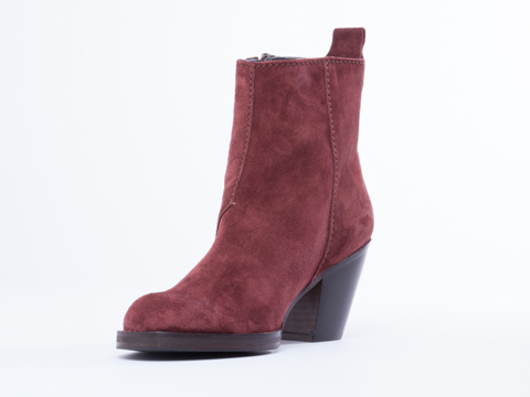 Acne Studios In Wine Pistol SH Sue