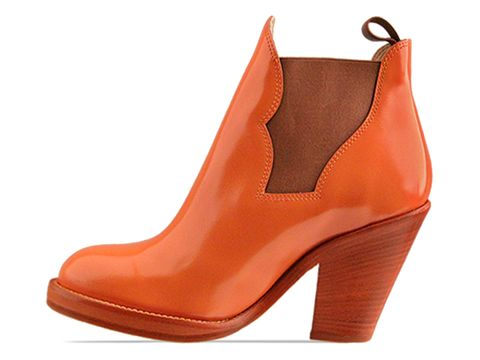 Acne Studios In Orange Star