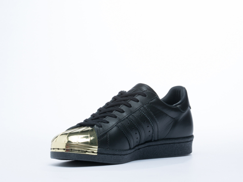 adidas superstar 80s gold and blue