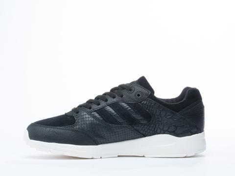 Adidas Blue In Black Tech Super