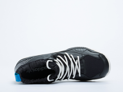 Adidas Blue In Black Torsion CU Mens
