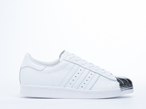 Cheap Adidas Cheap Adidas Originals Superstar 80s Rose Gold Metal Toe Cap