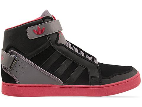 Adidas Originals In Black Grey Pink AR 3.0