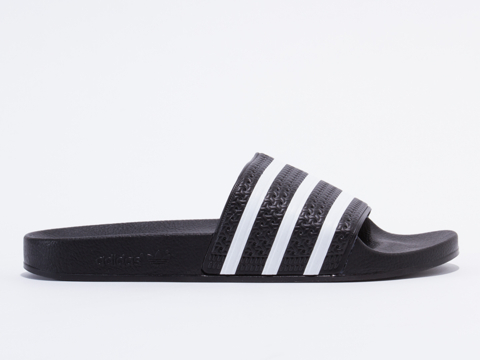 adidas classic black and white