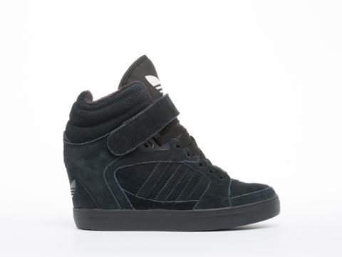 Adidas Originals In Black Black Amberlight Up