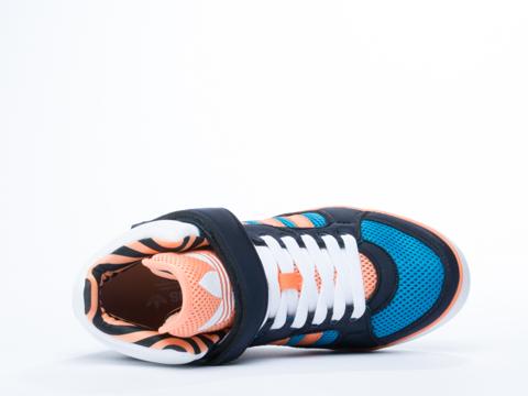 Adidas Originals In Dark Solar Blue Amberlight Up