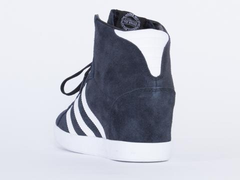 Adidas Originals In Black Basket Profi Up