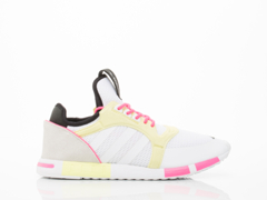 Adidas Originals In White Pink Yellow B25844 Boston Super CC Mens