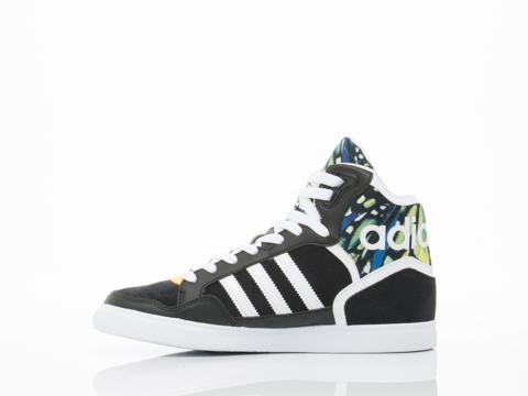 Adidas Originals In Butterfly Print Extaball