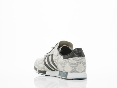 Adidas Originals In Grey Snake Micropacer