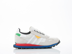 Adidas Originals In Vintage White Racing 1 Prototype Mens