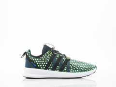 Adidas Originals In Black Yellow SL Loop CT Mens