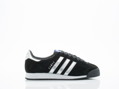 Adidas Originals In Black Silver Samoa Vintage Womens