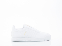 Adidas Originals In White White Gold Samoa Womens