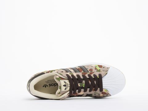 Adidas Originals In St Cargo Khaki Superstar 2