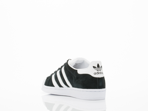 Adidas Originals In Black White Gold Superstar East River Rival Womens