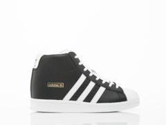 Adidas Originals In Black White Gold Superstar Up Womens