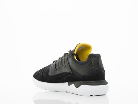 Adidas Originals In Black Black White Tubular 93 Mens