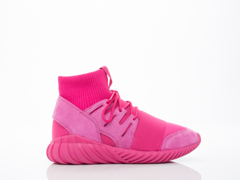 Adidas Originals In Pink Tubular Doom Womens
