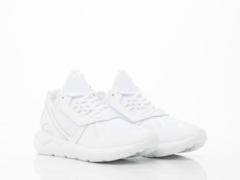 Adidas Originals In White White Tubular Runner Womens