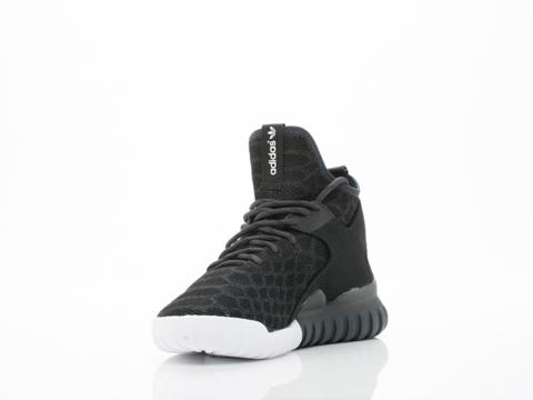 adidas Tubular X PK Primeknit S80132 Core Black Dark Grey DS Size